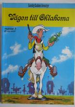 Lucky Luke 28 Vägen till Oklahoma