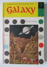 Galaxy 07 1959 Novellsamling science fiction
