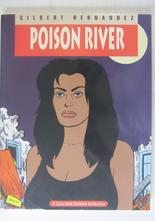 Love and Rockets 12 Poison River av Gilbert Hernandez