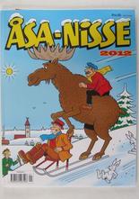 Åsa-Nisse Julalbum 2012