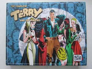 Terry and the Pirates, The Complete Vol 3 1939-1940