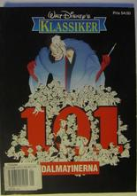 101 Dalmatinerna Disney's Klassiker