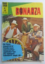 Ranchserien Bonanza 1971 02 Good  Bröderna Cartwright