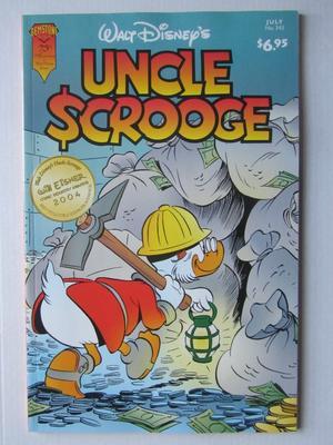 Uncle Scrooge #343