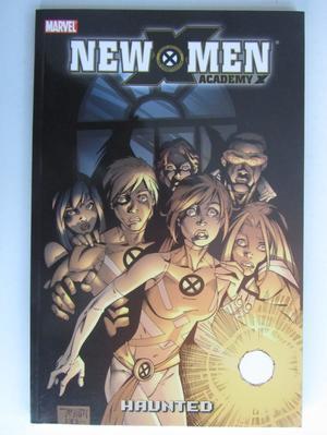 New X-Men Academy X Vol 2 Haunted