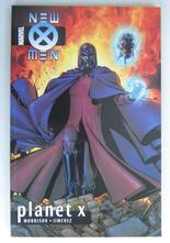 New X-Men Vol 6 Planet X