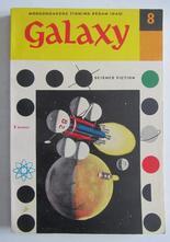 Galaxy 08 1959 Novellsamling science fiction