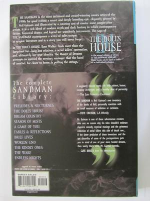 Sandman 02 Doll's House - Hardcover