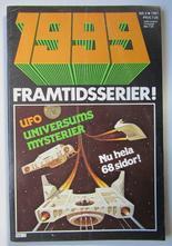 1999 Framtidsserier 1981 03