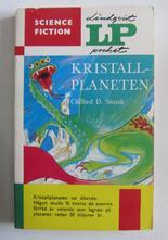 LP Science Fiction 10 Kristallplaneten Clifford D Simak