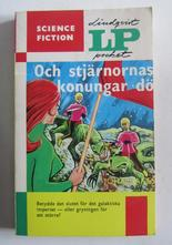 LP Science Fiction 12 Och stjärnornas konungar dö John Jakes