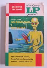 LP Science Fiction 17 Smekmånad i helvetet Fredric Brown