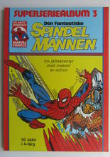 Spindelmannen Superseriealbum 03 1979