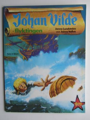 Johan Vilde 01 Flyktingen