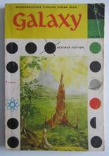 Galaxy 09 1959 Novellsamling science fiction