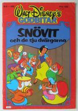 Walt Disney's Godbitar 1982 08 Snövit