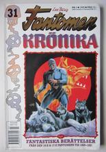 Fantomen Krönika Nr 31
