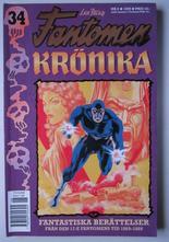 Fantomen Krönika Nr 34