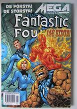 Mega Marvel 2001 01