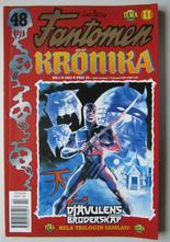 Fantomen Krönika Nr 48 Djävulens broderskap