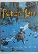 Peter Pan 1 Fånge hos Kapten Krok