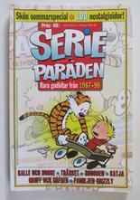 Serieparaden Sommarspecial 2001