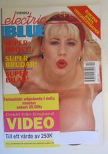 Electric Blue, Svenska 1992 02