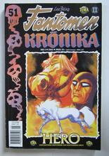 Fantomen Krönika Nr 51 Hero