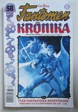 Fantomen Krönika Nr 58