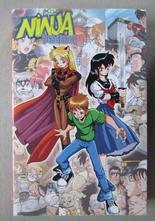 Ninja High School - Textbook