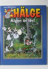 Hälge Fotobok 04 Älgen är lös