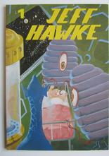 Jeff Hawke av Sydney Jordan 1