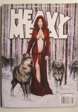 Heavy Metal Magazine 2009 01 January