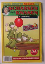 Schassen och Knasen 1999 02