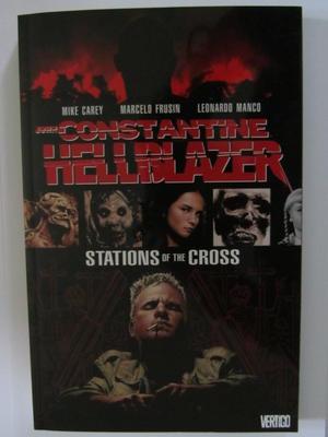 Hellblazer # 194-200 Stations of the cross