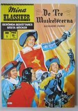 Mina Klassiker 1987 05 De tre musketörerna
