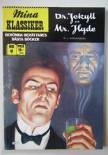 Mina Klassiker 1987 09 Dr Jekyll och Mr Hyde