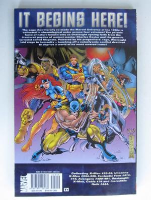 X-Men Onslaught
