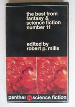 Mills Robert P. The Best From Fantasy & Science Fiction Number 11