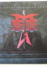 "McAuley Schenker Group Gimme Your Love / Rock 'Til You're Crazy 7"" singel"