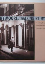 Gary Moore Walking By Myself / Still Got the Blues (For You) (live) 7""