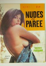Nudes de Paree Vol 1 No 1 Pinup USA