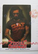 "Zodiac Mindwarp Planet girl / Dog Face driver 7"" singel"