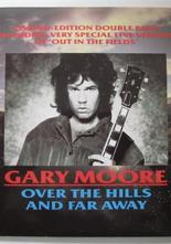 "Gary Moore Over the Hills and Far Away Dubbel 7"" singel"