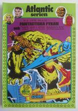Fantastiska Fyran 1978 08 Vg