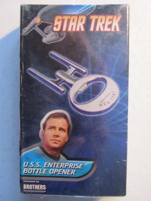 Star Trek USS Enterprise Bottle Opener