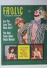Frolic Vol 13 No 1 Pinup USA