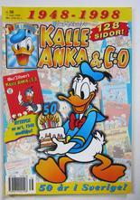 Kalle Anka & Co 1998 38 Don Rosa