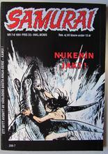 Samurai 1991 07/08