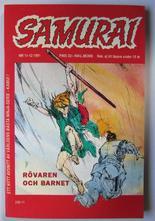 Samurai 1991 11/12